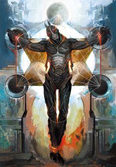 Kamen Rider Black , weichi chen on ArtStation at… Kamen Rider Decade, Kamen Rider Series, Chen, Mecha Anime, Science Fiction Art, Manga Characters, Cool Cartoons, Power Rangers, Cool Artwork