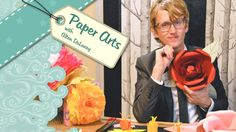 **On-Line Class** Whether you have gifts to wrap, a home to decorate or cards to send, TV personality Alton Dulaney will teach you how to create fun and easy paper crafting projects. Youll learn advanced gift-wrapping techniques, pop-up and greeting cards, paper flowers, book folding, entertaining and decor projects.
