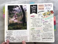 Bullet Journal - credit Cheyenne Barton.             Her Youtube: https://www.youtube.com/watch?v=qTcSWWcKyyU