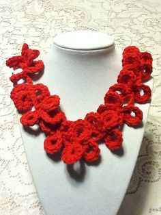 Can be worn as a fashion necklace, choker, lariat or neckwarmer