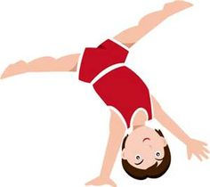 baby tumbling clipart gymnastics girls pinterest gymnastics rh pinterest com cheerleading tumbling clipart cheerleading tumbling clipart