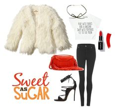 """""""sweet as sugar"""" by beatriz-beatriz on Polyvore featuring moda, Hollister Co., Cheap Monday, Dsquared2 ve Pierre Hardy"""