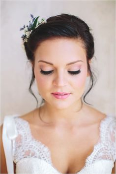 soft pink bridal makeup brides of adelaide magazine