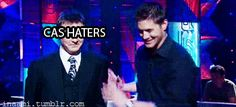 Cas haters