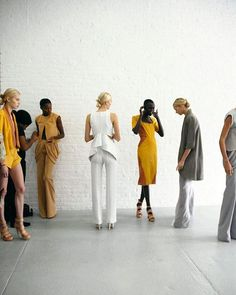 @massen_couture Sally Lapointe NYFW S/S 2013