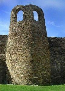 Muralhas romanas de Lugo, Galiza, Espanha
