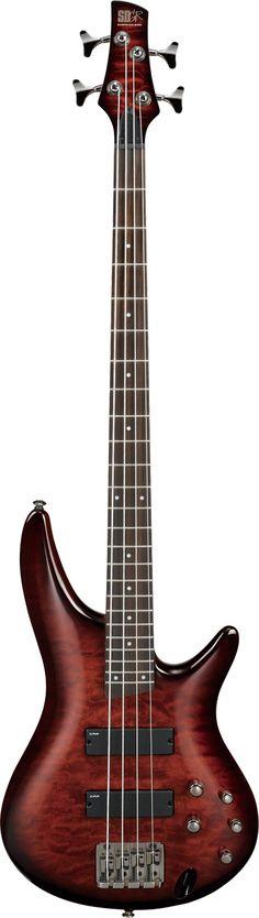 #Ibanez SR400QMCNB #Bass #Guitar