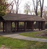 McFarlan Woods Shelter, Mt. Airy Forest.