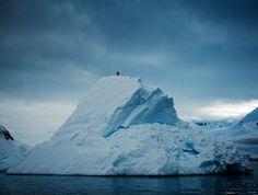 """Antarctica #4376,"" original color photograph by artist  Santiago Vanegas (United States) available at Saatchi Art #SaatchiArt"