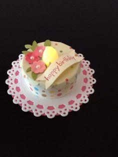 Image result for tea light cake