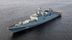 Admiral Essen joins Russia's Mediterranean naval task force | Military and Commercial Technology