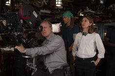 Sofia Coppola, The Beguiled, Sense Of Life, Living In New York, Shades Of Grey, On Set, First Night, Cinematography, The Rock