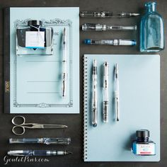 Goulet Pens Blog: Thursday Things: Crystal Clear