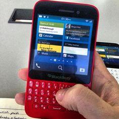 Blackberry R10un Görüntüsü Sızdırıldı
