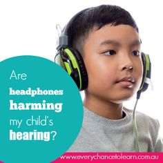 headphone_hearing Over Ear Headphones, Technology, Digital, Children, Health, Tech, Young Children, Boys, In Ear Headphones