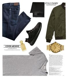 """""""Mens #1"""" by catherineabramiuc ❤ liked on Polyvore featuring Acne Studios, adidas, Perry Ellis, Clive Christian, Balmain, Nixon, mens, men, men's wear and mens wear"""