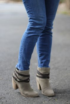 Java booties --> love these.