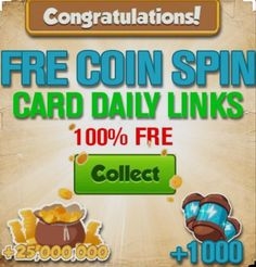 Coin Master Free Spins Coin Master Hack - Get Free Coins and Spins (iOS and Android) . Tuto how to get free spin master coin Your Free Spin Now! Daily Rewards, Free Rewards, Coin Icon, Miss You Gifts, Coin Master Hack, Play Slots, Slot Machine, Cheating, Spinning