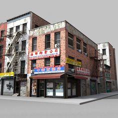 3d fbx buildings city block architectural Background Drawing, City Background, Background Patterns, Anime City, Japan Architecture, Isometric Art, City Block, Art Prompts, 3d Building
