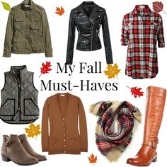 I do deClaire: My Fall Must-Haves & Confident Twosday Linkup