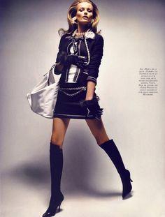 Chanel Spring 2009 Lookbook