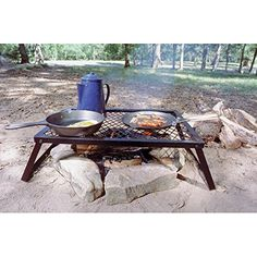 I just bought this and love it. Texsport Heavy Duty Over Fire Camp Grill . you can see what others said about it here https://www.amazon.com/Texsport-Heavy-Duty-Over-Grill/dp/B01EKXSGW6%3FSubscriptionId%3DAKIAIDRVQGD77IOHEZXQ%26tag%3Dbridgerstore-20%26linkCode%3Dxm2%26camp%3D2025%26creative%3D165953%26creativeASIN%3DB01EKXSGW6
