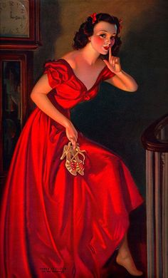 """LADY IN RED"" By: ROY BEST"