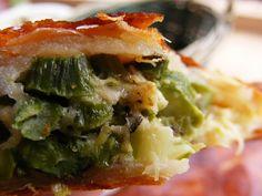 szeretetrehangoltan: Vargányás és spárgás töltelékkel töltött túrós lev... Cabbage, Vegetables, Food, Essen, Cabbages, Vegetable Recipes, Meals, Yemek, Brussels Sprouts