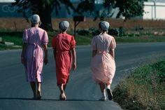 Mennonite girls