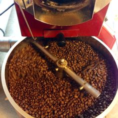 Ambex coffee roaster