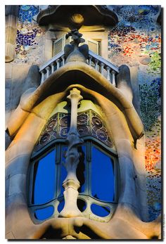 Antoni   Gaudi, Casa Batlló, Barcelona