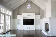 Sunny Side Up: The family room