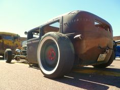 cool ratrod with staples - Mitchell, SD 2012
