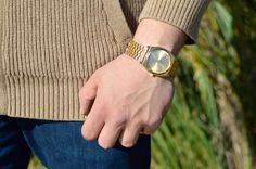 I found a perfect Fashionisto in the perfect weather. He shows us what a perfect weekend wear looks like. Read more! Nixon Watches http://www.collegefashionista.com/what-to-wear-weekend-wear-450/ #CollegeFashionista