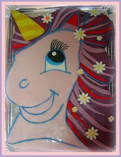 torta jednorog - unicorn cake by amoreta, via Flickr