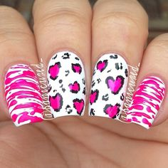 Instagram photo by banicured_ #nail #nails #nailart | See more nail designs at http://www.nailsss.com/french-nails/2/