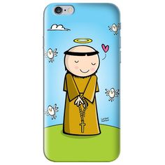 Capinha Linha Religiosa São Francisco by Luciano Martins Luciano Martins, Gata Marie, Phone Cases, Cape Pattern, Personalized Gifts, Cape Clothing, Line, Saints, Drawings