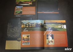 Nice Branding for Luxury Homes in Grasslands, Lakeland, Florida by Nice Branding Agency. www.BrandNicely.com #branding #homes #luxury