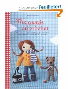 My doll crochet: Amazon.fr: Isabelle Kessedjian: Books
