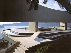 Marbrisa house, Acapulco, John Lautner, 1973