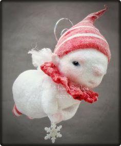 Wynter Sprite spun cotton