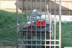 Cum sa faci o poarta din fier. Detalii pe BricoHub.ro