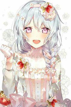 's Post Anim Manga Anime Girl, Cool Anime Girl, Anime Girl Drawings, Pretty Anime Girl, Cute Anime Pics, Beautiful Anime Girl, Anime Artwork, Anime Girls, Manga Kawaii