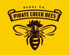 Las abejas pirata Creek