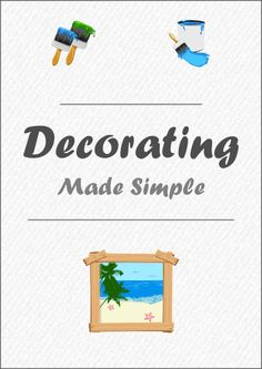 Learn to #decorate and #design your #home or #room like an #interiordesigner