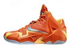 low priced 05904 f56c4 Nike LeBron XI  Forging Iron Lebron 11, Nike Lebron, Lebron James, What