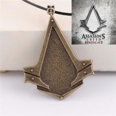 Assassin's Creed Syndicate Pendant