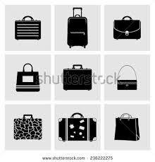 Resultado de imagem para travel bags icons