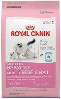 Royal Canin Mother & Babycat Dry Cat Food, 3.5-lb bag