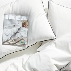 Have you seen the new 2020 Catalog? We've got some of the best finds for a better night's sleep on Noted this week in our Feature! Ikea, Good Night Sleep, Bed Pillows, Club, Catalog, Home Decor, Dekoration, Pillows, Decoration Home